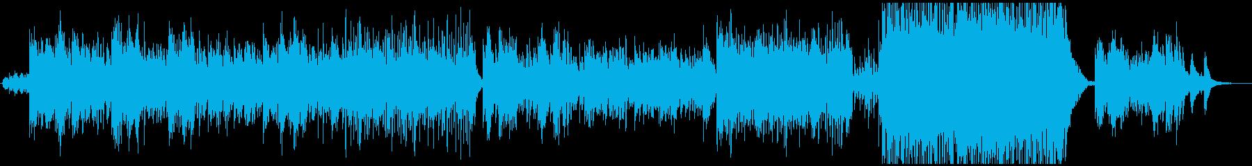 Greenishの再生済みの波形