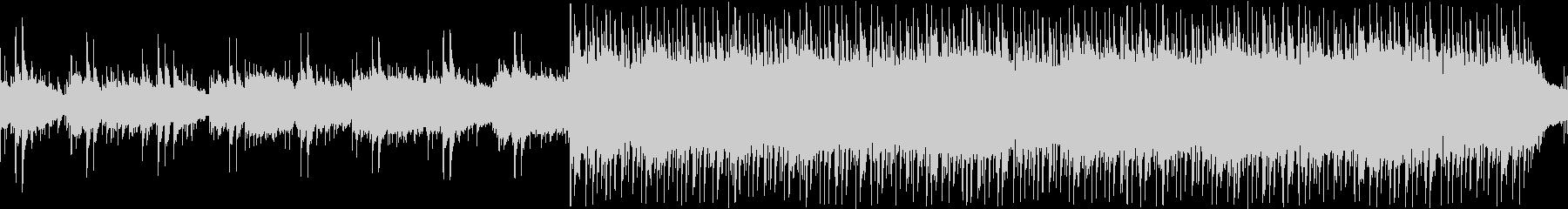メロウで陶酔感のあるエレクトロニカループの未再生の波形