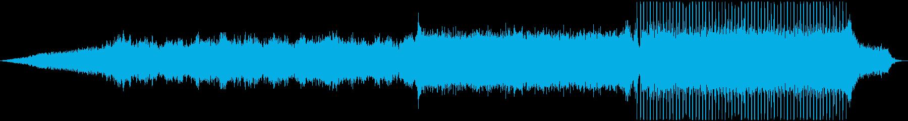 未来の技術 感情的 バラード レト...の再生済みの波形
