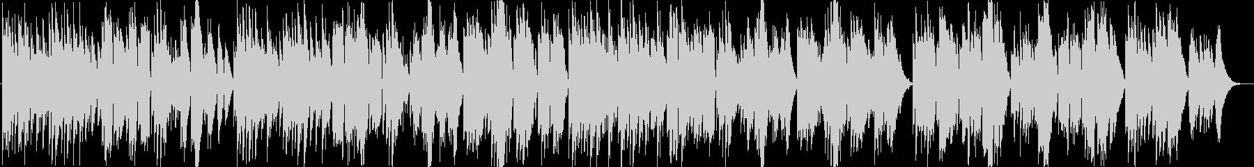 アコースティックソロギター/落ち葉の幻想の未再生の波形