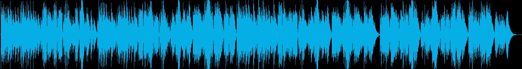 アコースティックソロギター/落ち葉の幻想の再生済みの波形