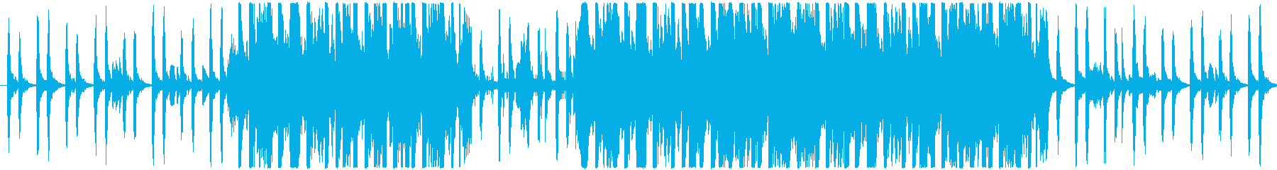 【ドラム抜き】バイオリンを主体としたテ…の再生済みの波形
