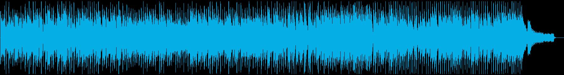 わくわく陽気な明るいリコーダー・ポップの再生済みの波形
