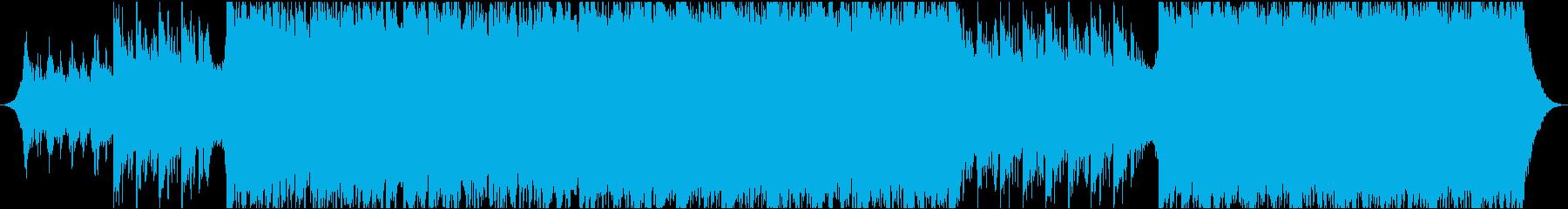 現代的 交響曲 クラシック ドラマ...の再生済みの波形