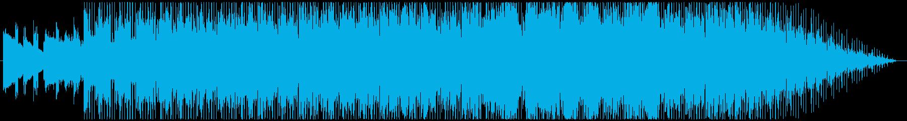 ノスタルジーなイージーリスニングの再生済みの波形