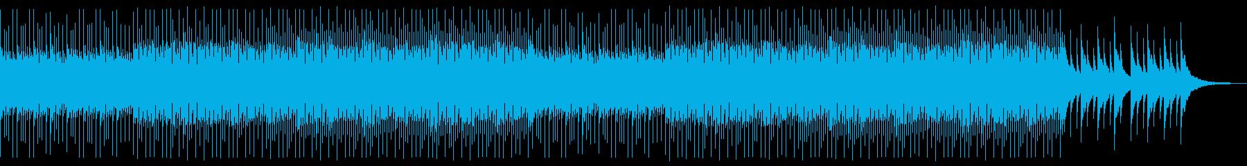 企業VP・CM ストリングス シンセの再生済みの波形