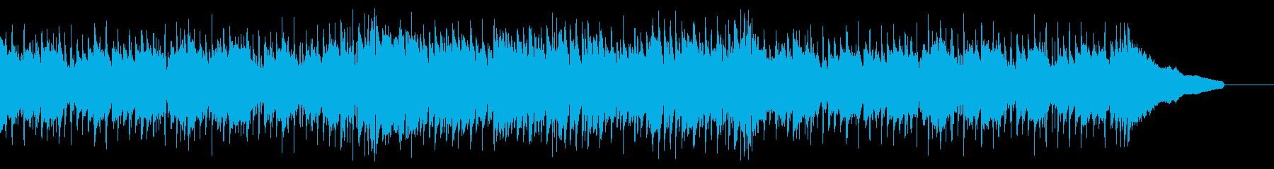 生演奏ウクレレおしゃれかっこいい生音系の再生済みの波形