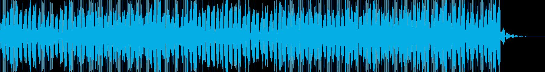 実験的な ファンタジー 魔法 テク...の再生済みの波形