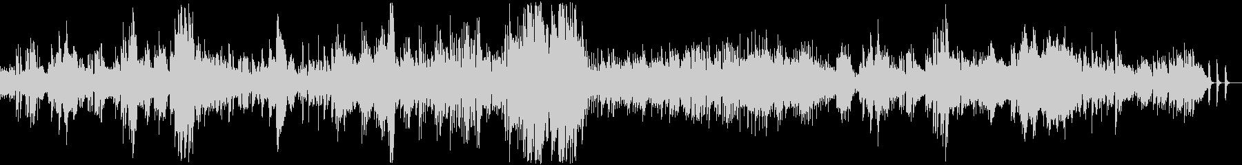 パスピエ/ドビュッシー【ピアノソロ】の未再生の波形