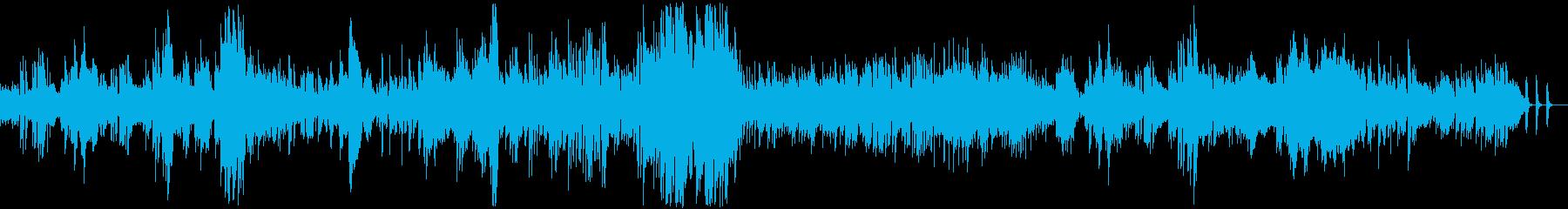 パスピエ/ドビュッシー【ピアノソロ】の再生済みの波形