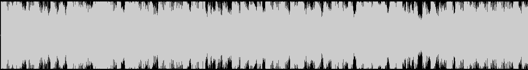 気分が上がるクリスマスBGM-ループ4の未再生の波形