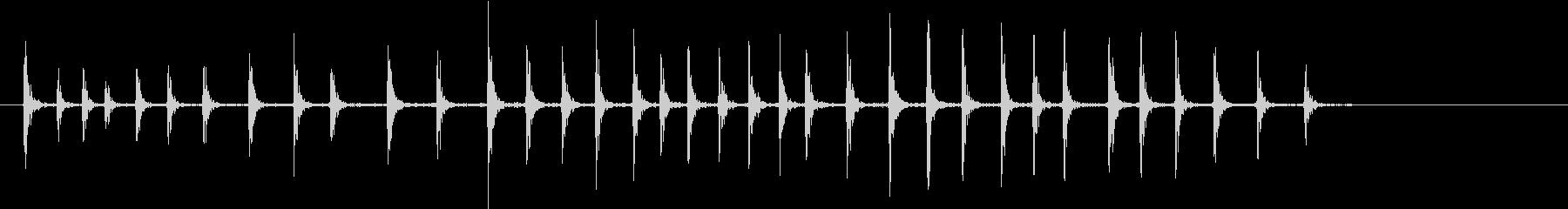 軋む(ギーッ)_02の未再生の波形