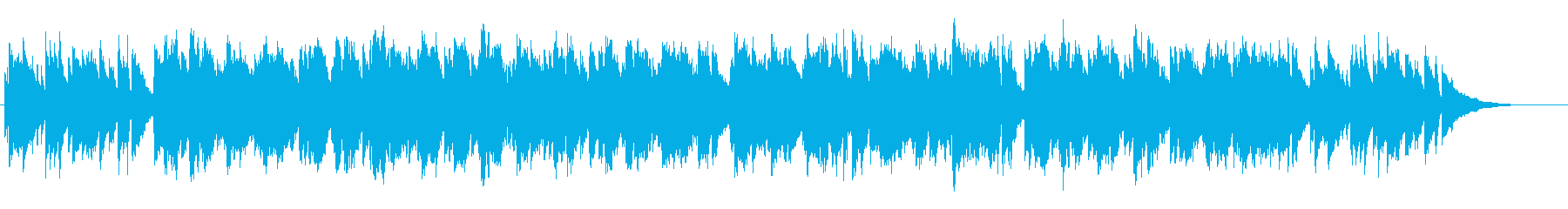 温かく優しく、少し切ない生演奏ヴィオラの再生済みの波形