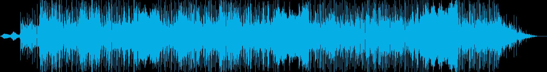 アコースティックポップ、男性ボーカ...の再生済みの波形