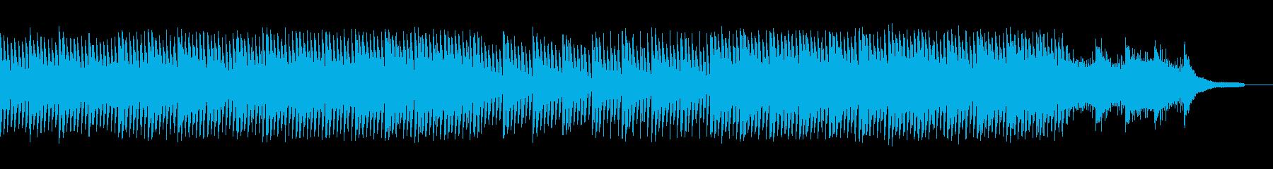 企業VP会社紹介 透明感爽やか疾走感A3の再生済みの波形