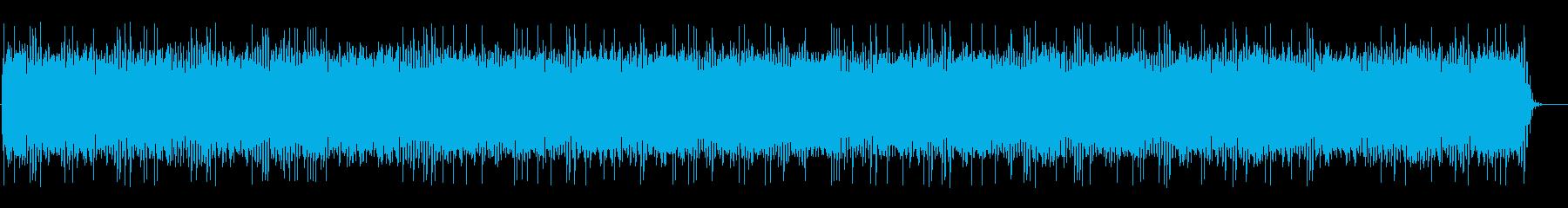 [電気] ビリビリ感電 pat_A 中の再生済みの波形