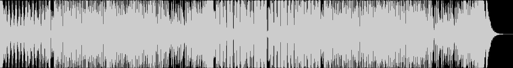 EDM TRAP 企業 ポジティブ 映像の未再生の波形