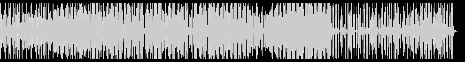ボイスリードを使った幻想的なエレクトロの未再生の波形