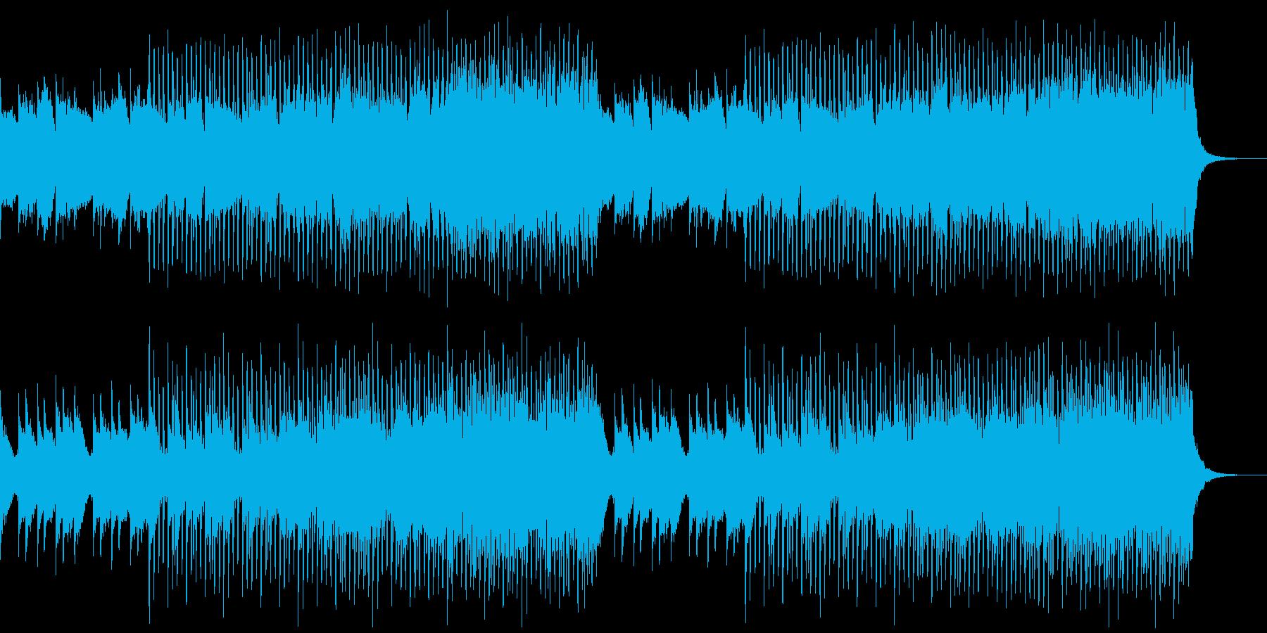 Company VP140, refreshing, 4 hits, piano a's reproduced waveform