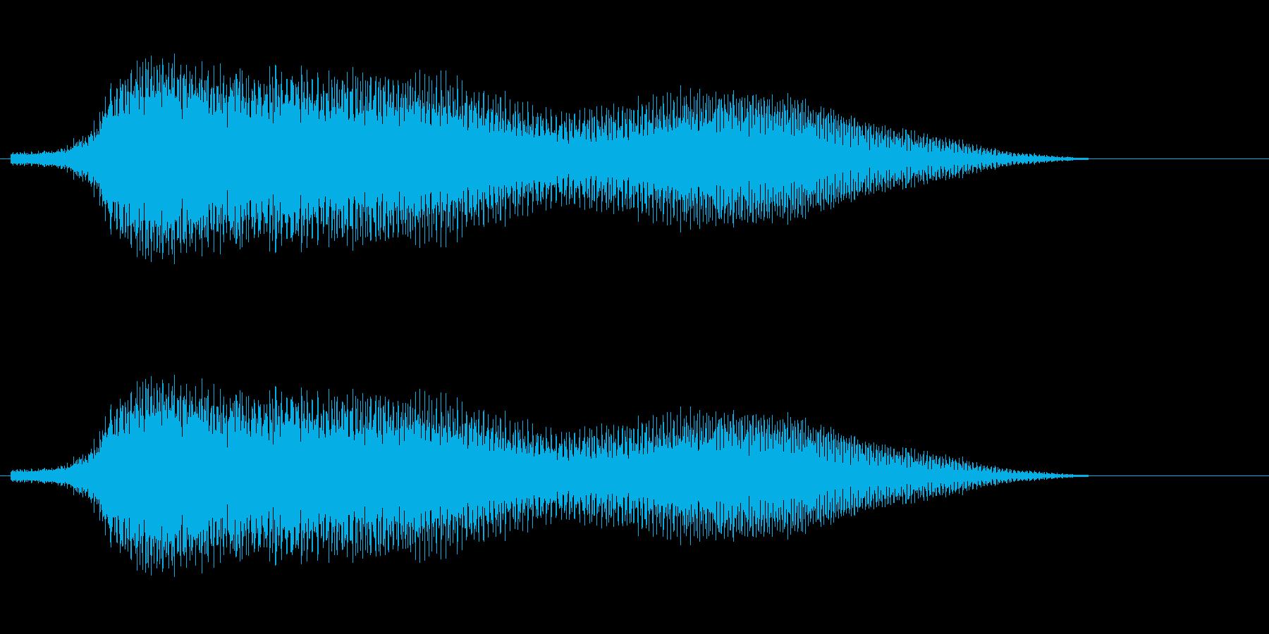 STEEL GUITAR:WAVY...の再生済みの波形