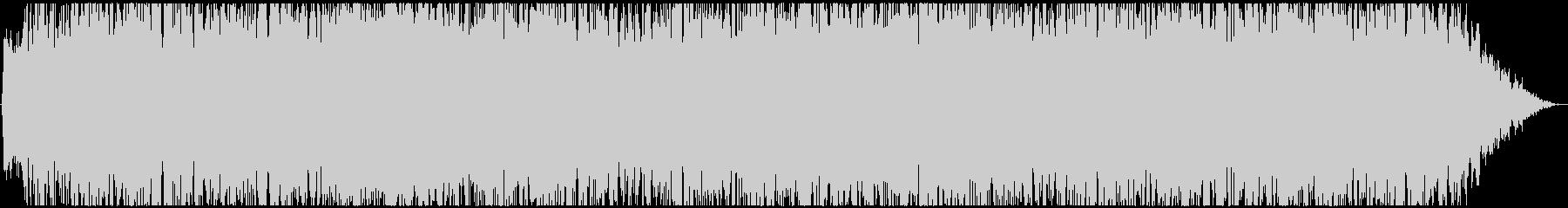イメージ 地獄の声06の未再生の波形