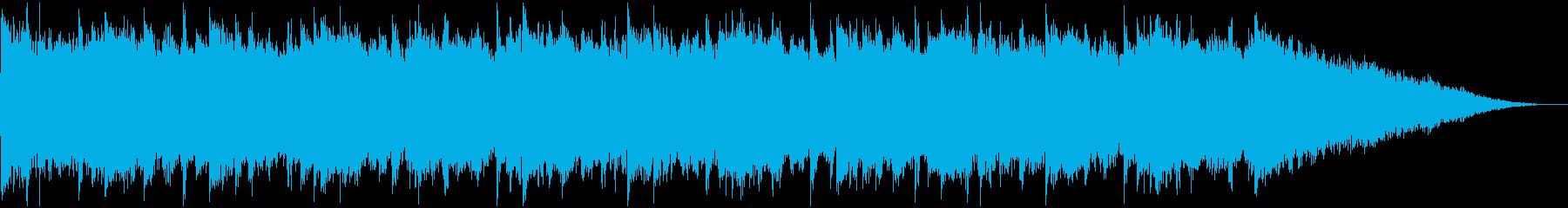 30秒企業VP34,コーポレート明るいBの再生済みの波形