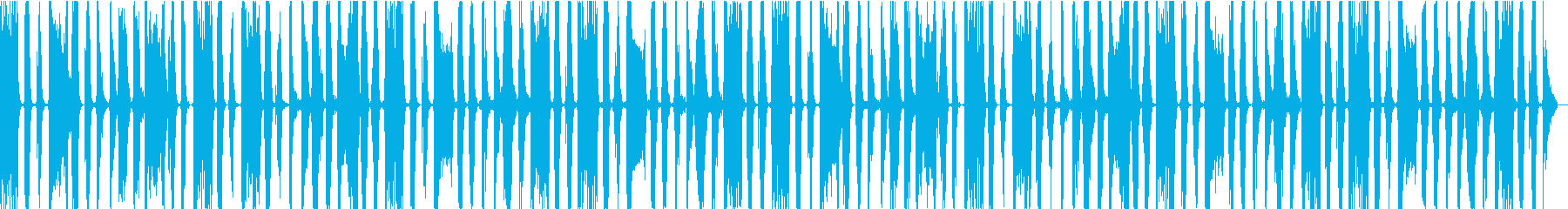 ボイスパーカッション・ビートボックス_1の再生済みの波形