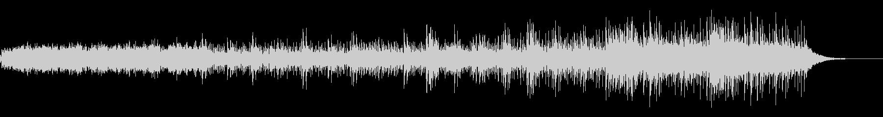 ショートBGM、シタールの未再生の波形
