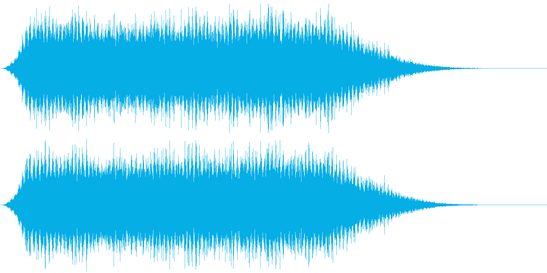 宇宙船・飛翔体#3アイドリングの再生済みの波形