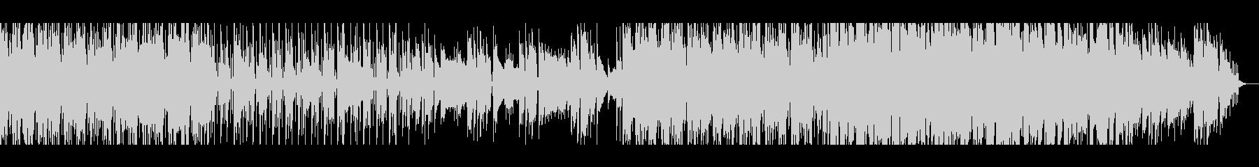 【短いVer1】スペーシーファンクの未再生の波形