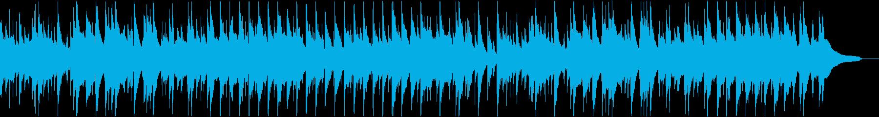 【YouTube】おしゃれなアコギの日常の再生済みの波形