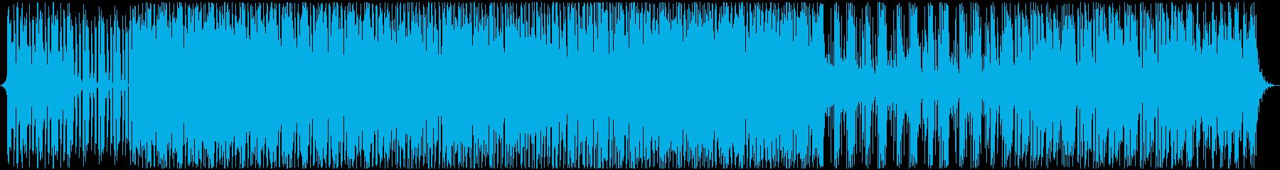 ポップ テクノ 代替案 実験的な ...の再生済みの波形
