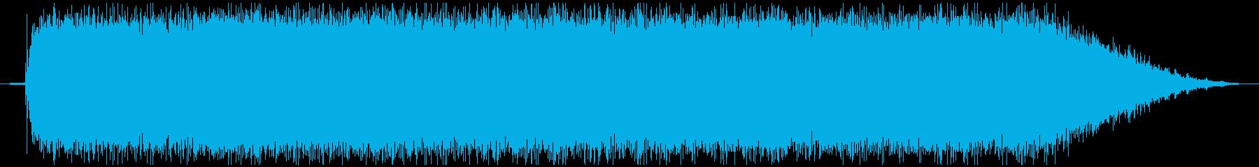 シーンライトジェネレーター:スター...の再生済みの波形