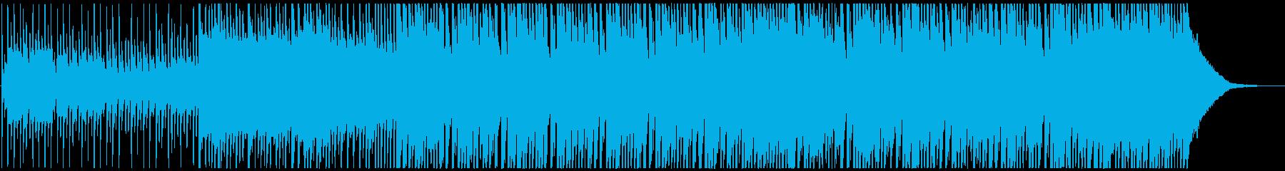 ティーン バラード 企業イメージ ...の再生済みの波形