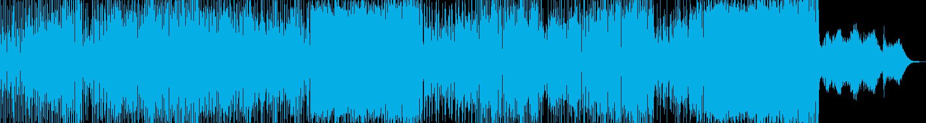 ドタバタコメディ・アニメ調ポップ 長尺+の再生済みの波形