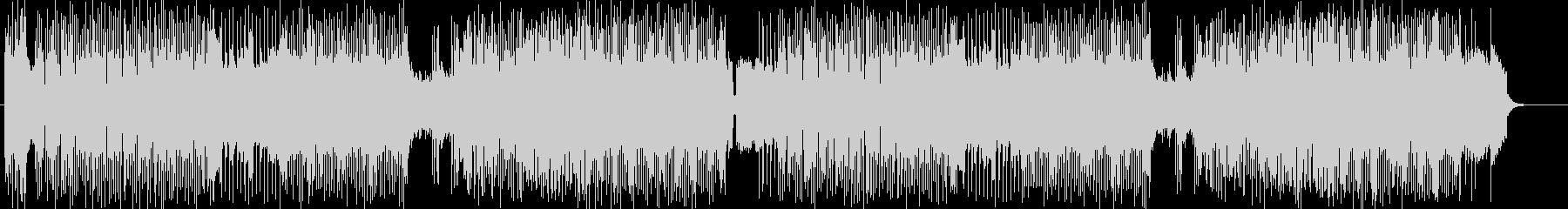 「HR/HM」「ROCK」BGM308の未再生の波形