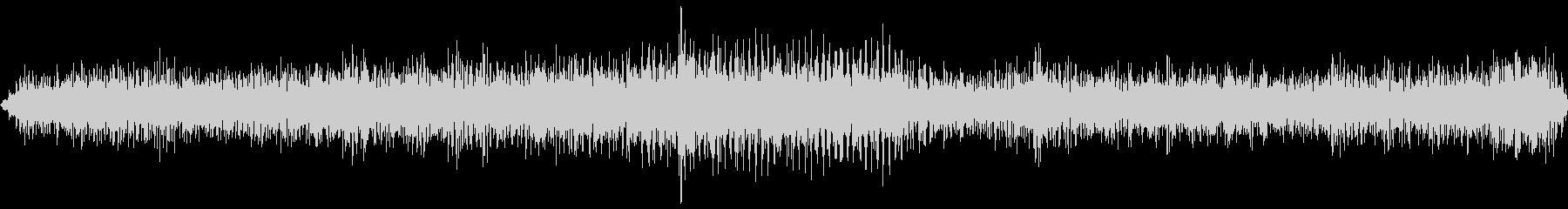 トラックディーゼルスローギアグラインドの未再生の波形