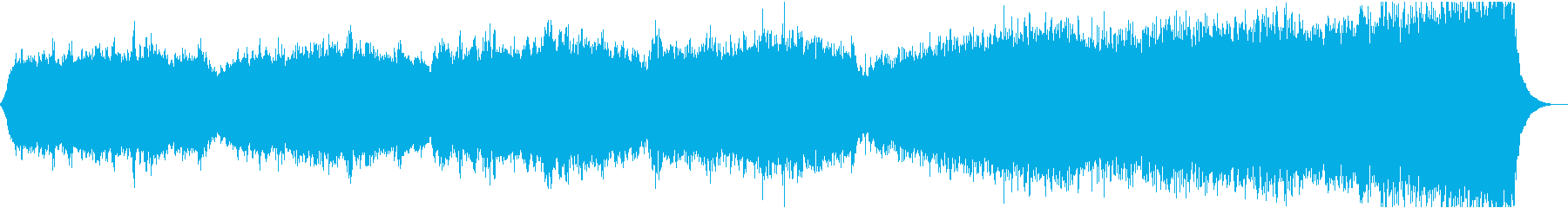 新世紀エレクトロニクス 感情的 バ...の再生済みの波形