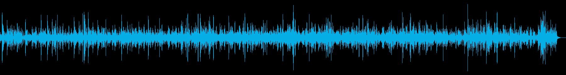 JAZZピアノ|店舗配信・映像制作BGMの再生済みの波形