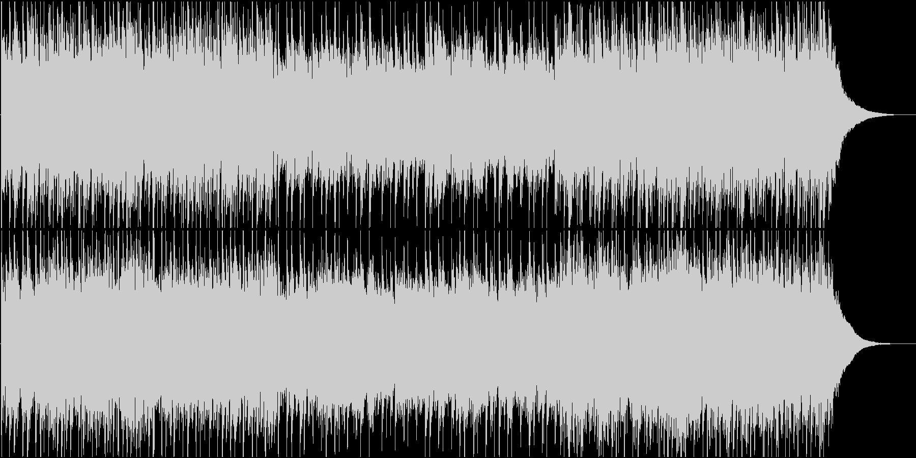 生演奏アコギ エキゾチックなアンビエントの未再生の波形