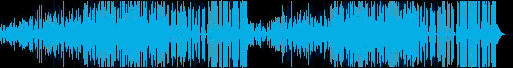 クール・スタイリッシュ・EDM・4の再生済みの波形