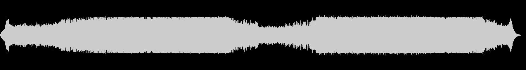 bpm127幻想的なストリングス+テクノの未再生の波形
