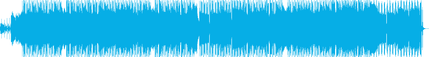落ち着いたスローなチル・ヒップホップの再生済みの波形
