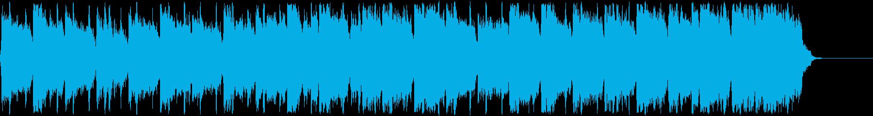 コーラス・男女・ゴスペル・ソウルフルの再生済みの波形