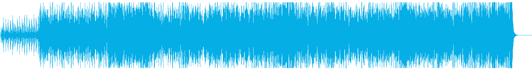 dixiの再生済みの波形