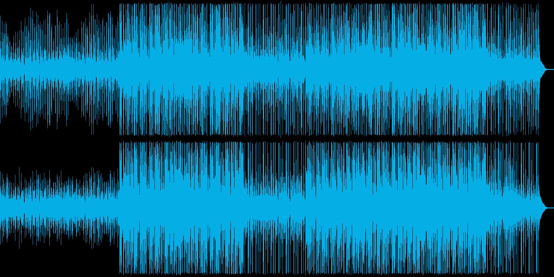 【ベース抜き】明るく軽快なアンサンブルの再生済みの波形