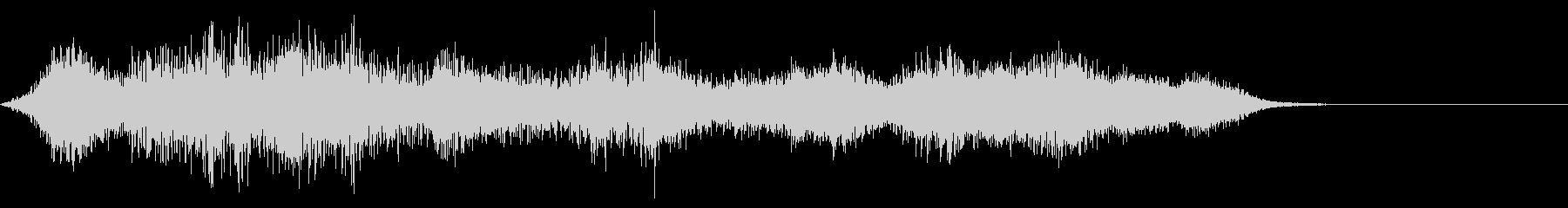 【ホラー・ゲーム】モンスターの声_04の未再生の波形
