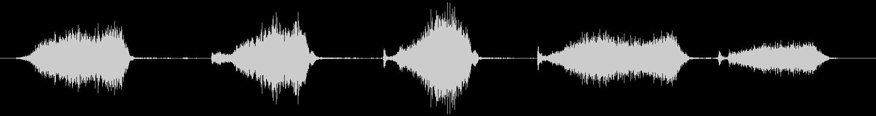 自動ウィンドウスクレーパー:ほうき...の未再生の波形