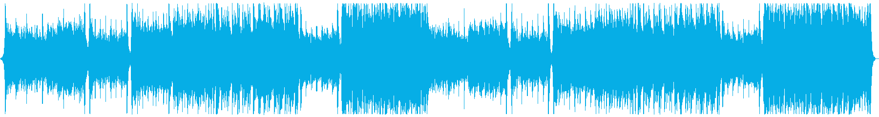 スポーツ対決オーケストラx2回の再生済みの波形