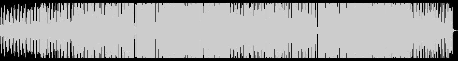 星/エレクトロハウス_No377の未再生の波形
